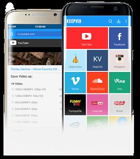 افضل تطبيق  لتحميل الفيديوهات من اليوتيوب والفيس بوك
