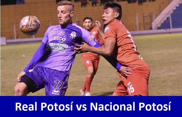 ✅ Real Potosí vs Nacional Potosí VER EN VIVO ONLINE: día, hora y ...