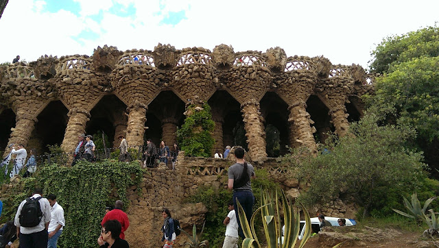 Parque Guell, foto con HTC One por dPunisher