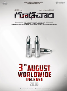 Goodachari First Look Poster