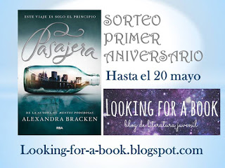 Sorteo por el 1º aniversario de Looking for a Book