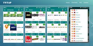 سارع قبل حذفه من بلاي ستور تطبيق نسخة برو لمشاهدة القنوات العالمية و الرياضية