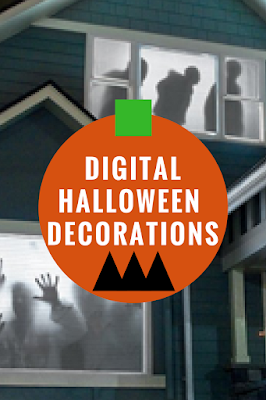 Digital Halloween Decorations - Winning Halloween with AtmosFX Digital Decorating Kit