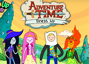 Adventure Time Dress Up juego
