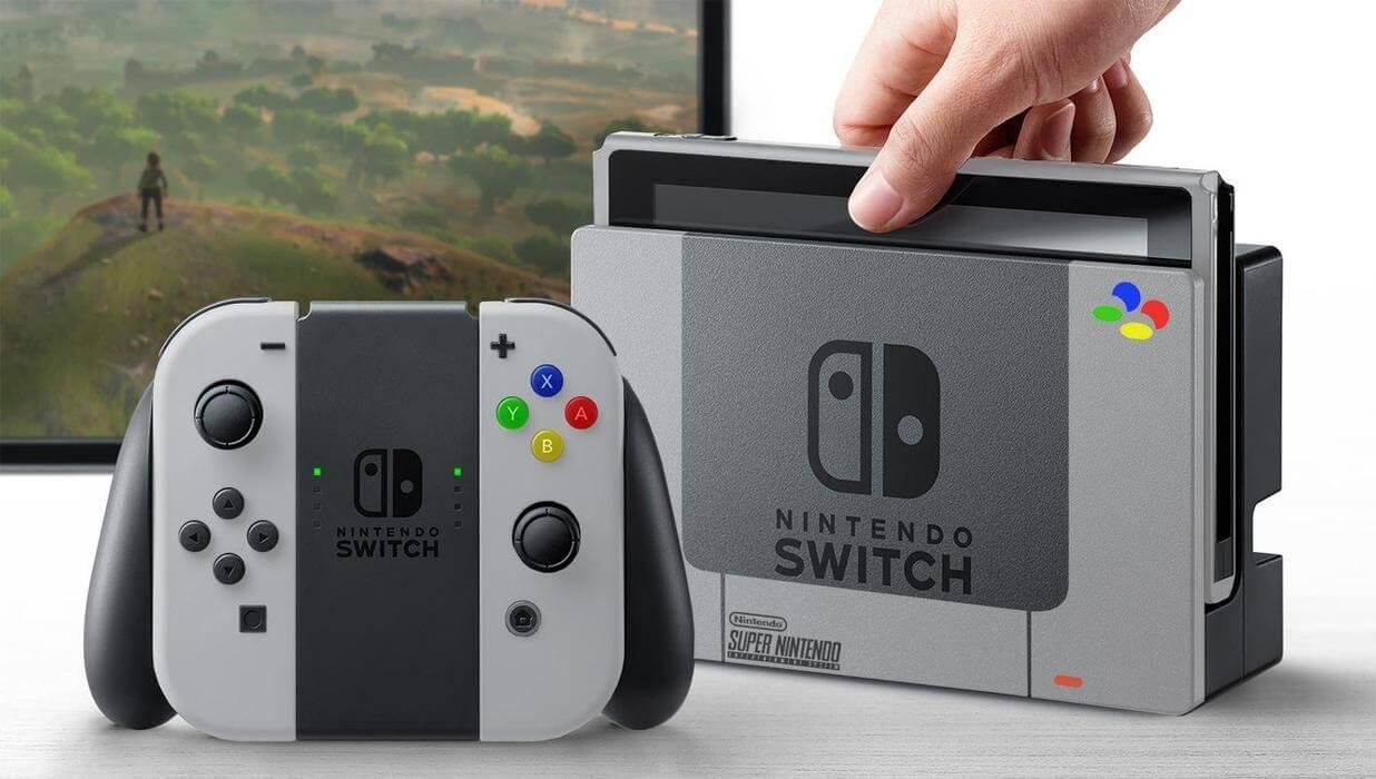 Nintendo Switch or Nintendo SNES Classic