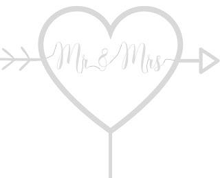 DIY - 3 Cake Topper für die Hochzeitstorte ganz einfach selber machen + gratis Vorlage - mit Coppenrath & Wiese - Draht Lettering