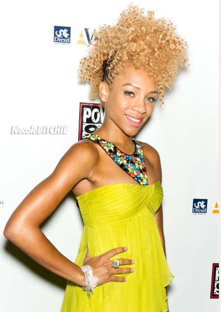 Kurlee Belle: Lil Mama to Natural Hair Haters