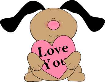valentines day clip art for kids
