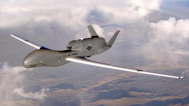 Dron espía de EEUU sobrevuela enclave ruso de Kaliningrado