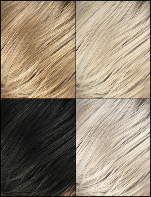 Colors for Edit Female Hair