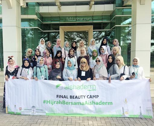 Kunjungan ke PT. Dion Farma Abadi, AIshaderm, Ekstrak buah Kurma, Rara Febtarina lifestyle blogger