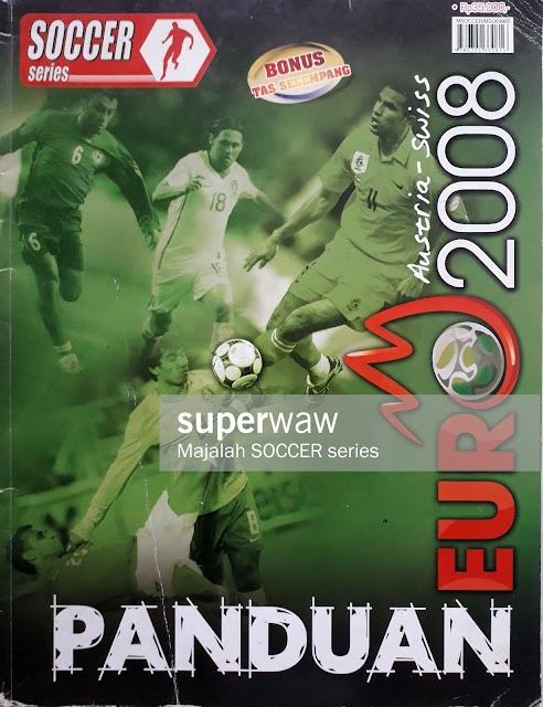 PANDUAN EURO AUSTRIA-SWISS 2008