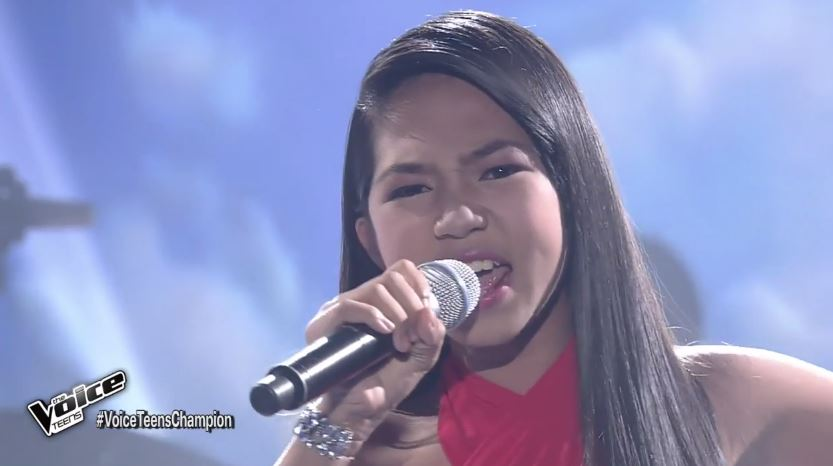 Jona Soquite is The Voice Teens Philippines Grand Champion