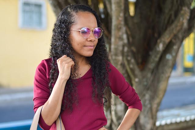 Óculos Rayban Feminino Espelhado
