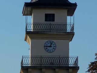Жолква. Часовая башня