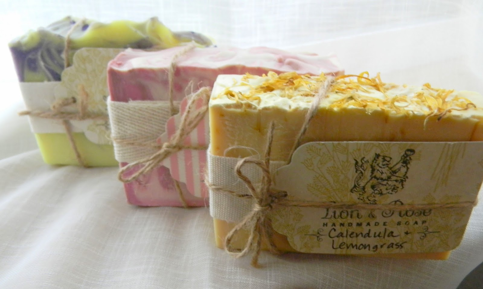 Handmade Natural Soaps 74