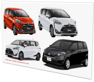Daftar Harga Mobil Toyota Sienta Baru Bulan Agustus