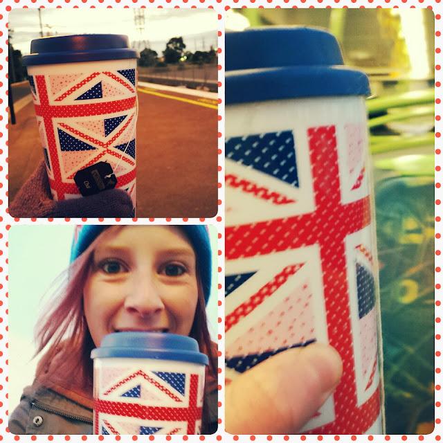 I love my mug ♡