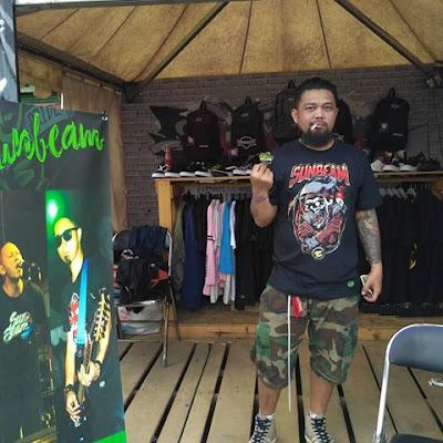 Kaos Distro Musik Bandung