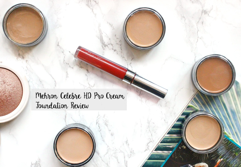 mehron celebre HD pro cream foundation in light 3, light olive, medium 1, euroasia fair, medium deep 1 review and swatch