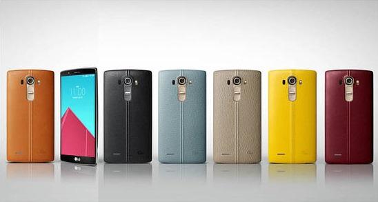 إل جي تكشف عن الهاتف الذكي LG G4 Beat