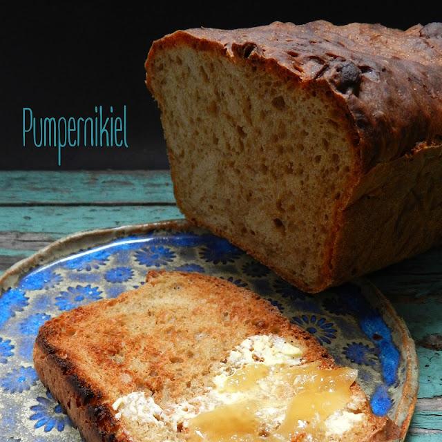 Pumpernikiel - styczniowa piekarnia