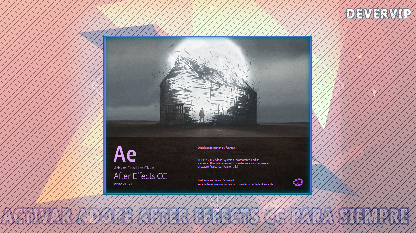 after effects cc 2015.3 crack and setup torrent