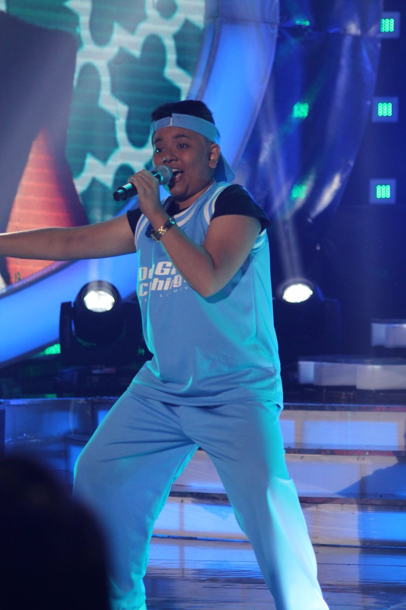 "WATCH: Elha Nympha wows anew as Andrew E. on ""Your Face Sounds Familiar Kids"""