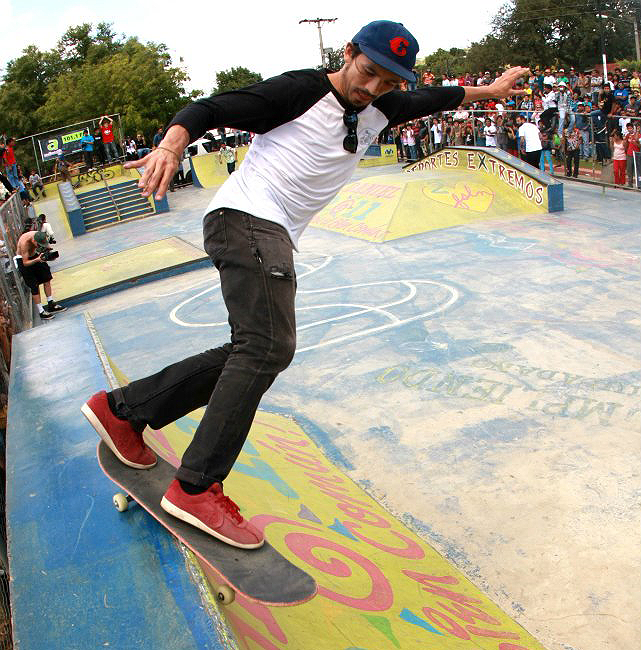masaya skatepark nicaragua