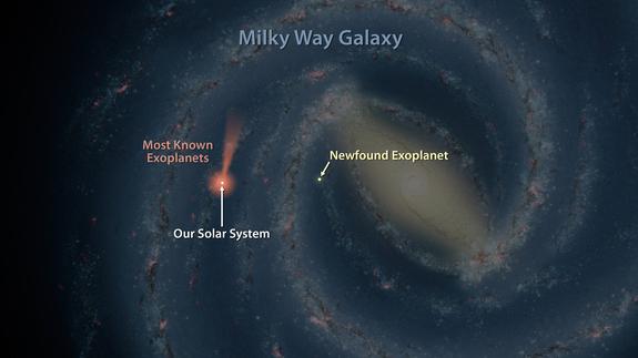 Ditemukan Planet Raksasa Milik Alien Jauh dari Bumi