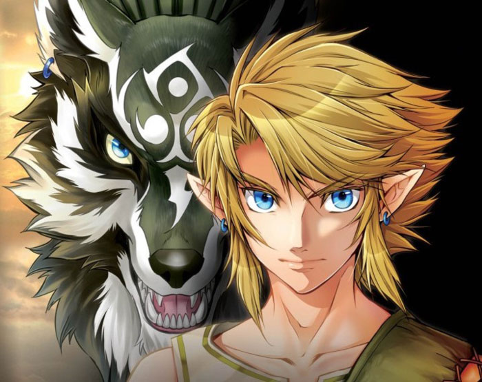 The Legend of Zelda: Twilight Princess manga