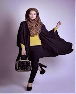 Contoh Gaya Dan Model Baju Casual Untuk Wanita Berhijab