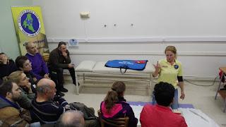 Επίσκεψη του Ε.Ο.Σ. Βροντούς στη Διασωστική Ομάδα Πιερίας