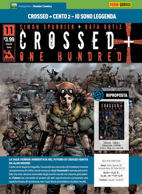 Crossed + Cento #2 - Io sono leggenda