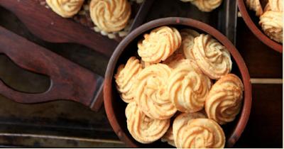 Gambar Resep Kue Kering Sagu Keju