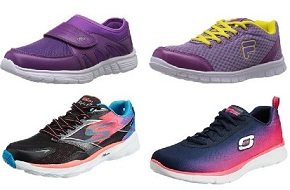 Women's Running / Walking Sports Shoes – Min 40% Off starts from Rs.699 @ Amazon