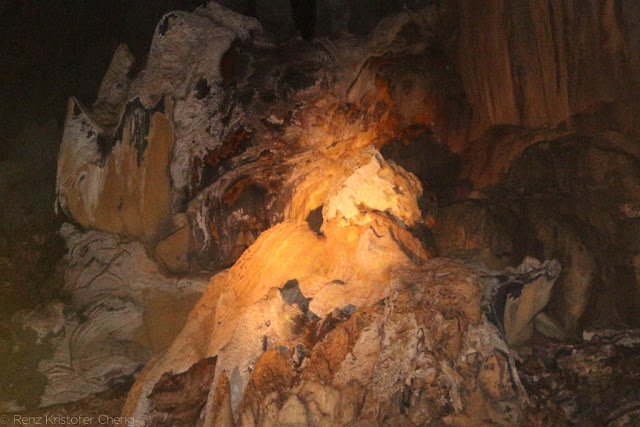 Pegasus Rock Formation in the Underground River