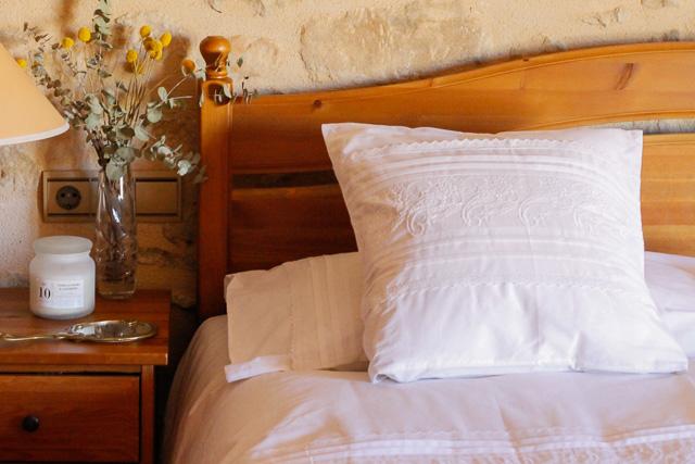 burrito blanco ropa cama algodon blanco