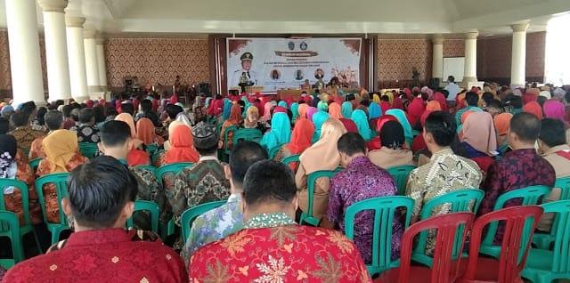 80 Juta Biaya Seminar Ditanggung Para Guru