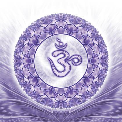 Mandala Madness: Crown Chakra Mandalas