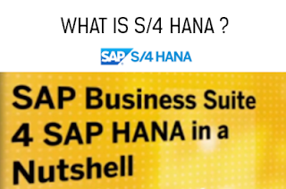 What is SAP S/4HANA