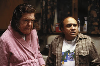 Anne Ramsey Danny DeVito in Throw Momma from the Train 1987 comedy
