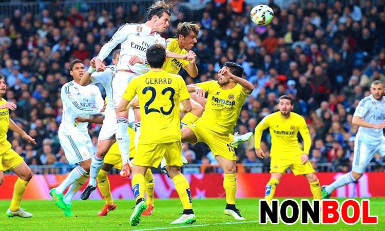 Cuplikan Gol Real Madrid 0-1 Villarreal | La Liga Pekan 19