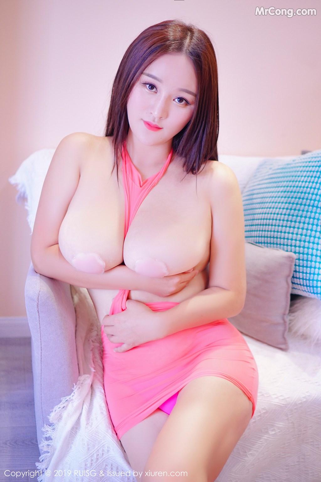 RuiSG Vol.086: 潘琳琳ber (38P)
