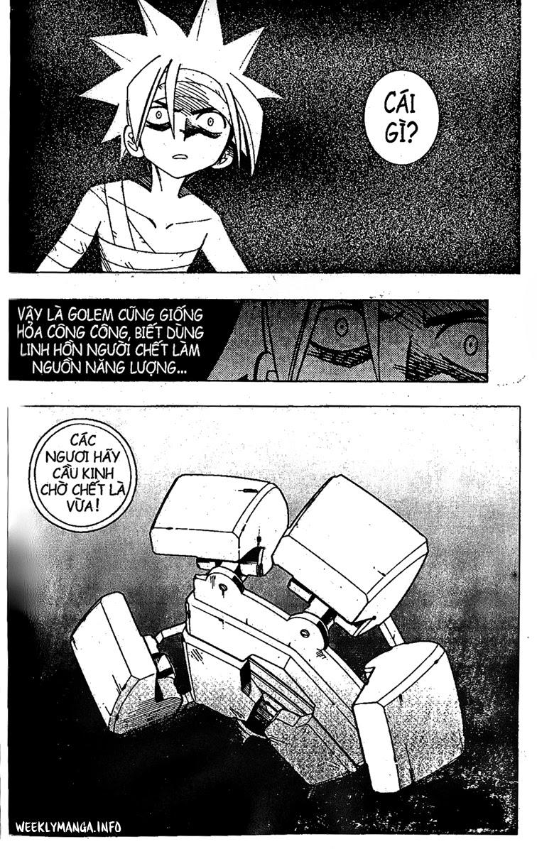 Shaman King [Vua pháp thuật] chap 199 trang 15