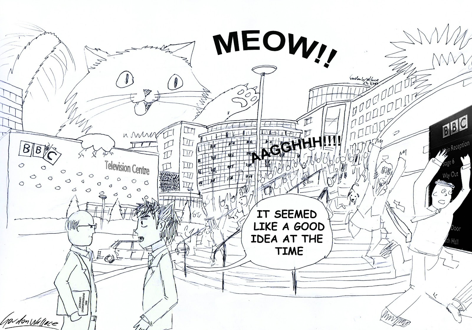 Internet Sketchbook Blog Acts Of Cultural Vandalism 4