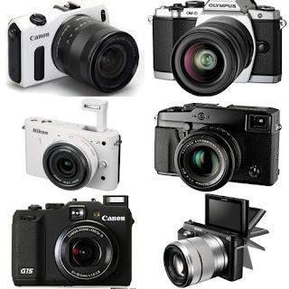 5 Jenis Kamera yang Tepat