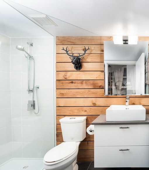 36 banheiros modernos e contemporneos + dicas de cores e ...