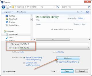 PDF ialah dokumen portable yang berbagai di Merubah word to pdf sangat gampang dengan ms word 2010, 2013 atau 2016