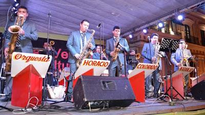 Orquesta Horacio Colorado Naranjo